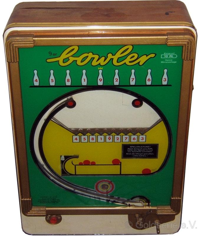 9er Bowler